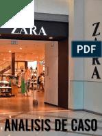 Análisis de Casos - Zara - José Ruiz - 8811800 - Logistica