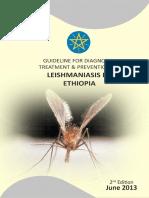 Leishmaniasis Guideline- Print Version (1)
