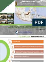 Presentasi Pedoman RTR Kawasan Perbatasan Negara
