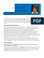IT6750 Pract Profile - Julie Bowline