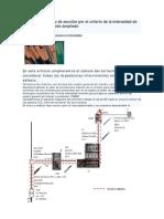 Ejemplo de Cálculo de Sección Por El Criterio de La Intensidad de Cortocircuito