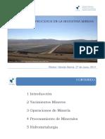 yacimientos mineros