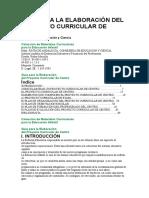 Guía Para La Elaboración DBRel
