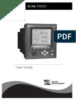 PowerLogic ION 7550 7650 User Guide 082004.pdf