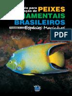 Guia Para Identificao de Peixes Ornamentais Marinhos - Ibama
