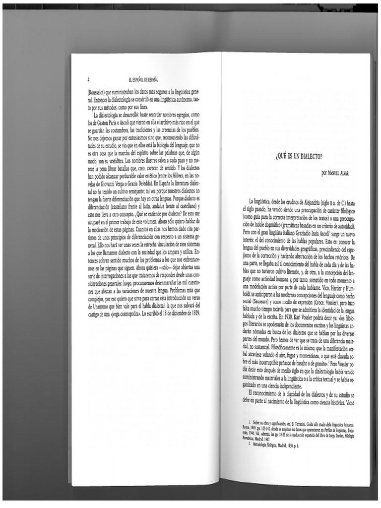 manual de dialectología hispánica pdf