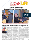 June 2016 Anglican Life