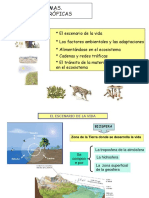 SESION 2 -Los Ecosistemas