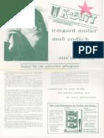K-BUTT Extra August 1994 - Välzische Pfolxzeitung Kaiserslautern