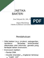 1.4. Genetika Bakteri