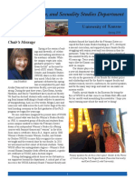 WGSS Newsletter