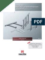 Hdb-e - Manufacturers Liturature
