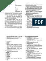 Teknik Persidangan dalam Organisasi
