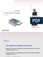 wireless Power Transfer Webcast
