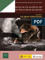 Guia Didactica de Los Acuiferos Del P.N. Sierra Norte1. Sevilla
