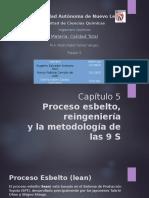 Capítulo 5. Proceso Esbelto, Reingeniería y La Metodología de Las 9 S (2)