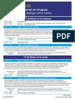 Agenda IGF