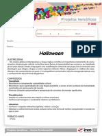 Halloween Professor.