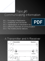 Ch 20A - Communicating Information
