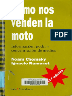 CHOMSKY_Como Nos Venden La Moto