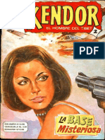 Kendor 002. La Base Misteriosa