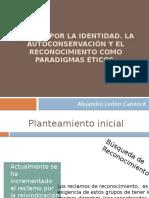Clase 3 León Reconocimiento