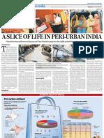 A Slice of Life in Peri-urban India
