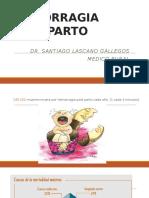 Hemorragia Postparto Sl