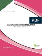 Manual de Gestión Tributaria, guía didáctica para docentes Vol. 3 y 4.pdf