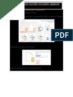Creación de Tablas en Microsoft Access 2013.