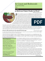 Stewards of the Coast and Redwoods Newsletter, Summer 2009