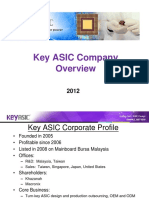Key ASIC Web Presentation 12 W