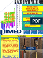 Presentación Fundações Maio 2016 -1 IMED RONALD VERA GALLEGOS