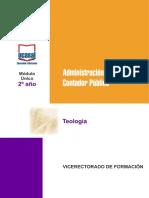 Teologia CP ADM MU 2016