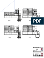 Pabellón a Arquitectura ESC. 1/100
