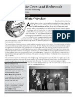 Stewards of the Coast and Redwoods Newsletter, Winter 2008