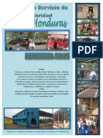 Memoria 2015 - SERSO Honduras
