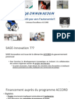 presentation sage innovation financement 2016