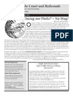 Stewards of the Coast and Redwoods Newsletter, Spring 2008