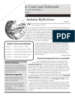 Stewards of the Coast and Redwoods Newsletter, Fall 2007