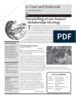 Stewards of the Coast and Redwoods Newsletter, Fall 2006