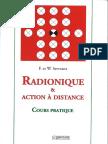 Cours Pratique de Radionique Et d Action a Distance