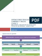 Compra y Pago - Procesos y Sistemas.
