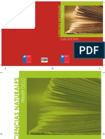 Guia Docente Ciencias Naturales Docente Primer Ciclo Medio