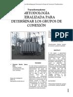 Determinacion Grupos de Conexion