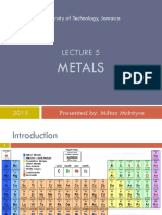 Lecture 5 - Metal (2015)