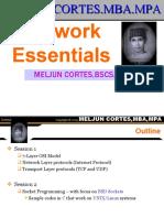 MELJUN CORTES - Computer Network
