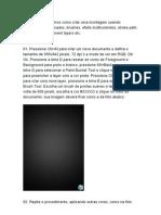 Montagem Multi Color Ida Com Tintas e Efeitos Diversos