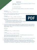 Exercícios TECNOLOGIA DE ALIMENTOS Prova PPM