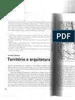 Território e Arquitetura